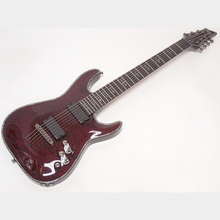 SCHECTER HELLRAISER C-7 <AD-C-7-HR> / Black Cherry 【OUTLET】