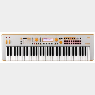 KORG KROSS2-61 GO (Gray-Orange) ソフトケース付