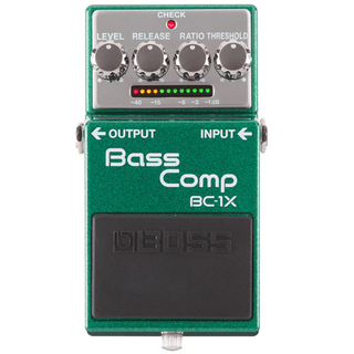 BOSS BC-1X Bass Comp 【福岡パルコ店】
