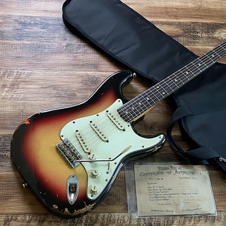 Rebel Relic S-Series 61 3-Tone Sunburst