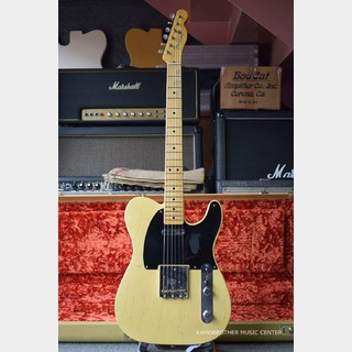 Fender Custom Shop 2017 LIMITED NAMM 51 NOCASTER JOURNEYMAN FADED NOCASTER BLONDE