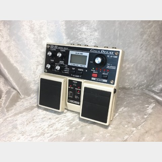 BOSSDD-20 Digital Delay GIGA DELAY