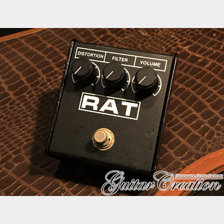 "Pro Co RAT 2 '93年製【MADE IN USA】""LM308P RARE CHIP!!""(Black Face/LED)"