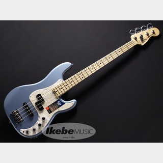 Fender American Elite Precision Bass (Satin Ice Blue Mettalic/Maple) [Made In USA]【特価】