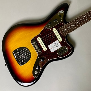 FenderMade in Japan Traditional 60's Jaguar 3-Color Sunburst