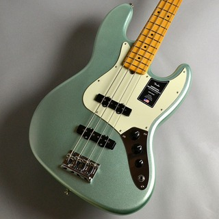 Fender American Professional II Jazz Bass/Mystic Surf Green エレキベース