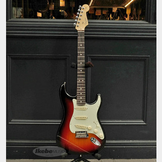Fender American Professional Stratocaster (3-Color Sunburst/Rosewood) [Made In USA]