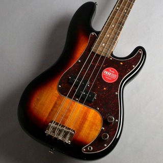 Squier by Fender Classic Vibe 60s Precision Bass/3-Color Sunburst エレキベース