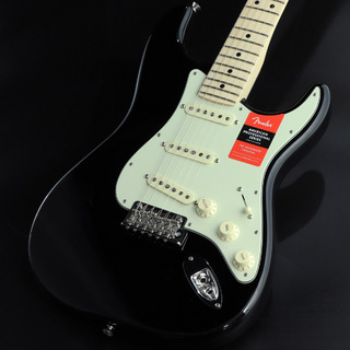 Fender American Professional Stratocaster Black / Maple Fingerboard ≪S/N:18077310≫【心斎橋店】