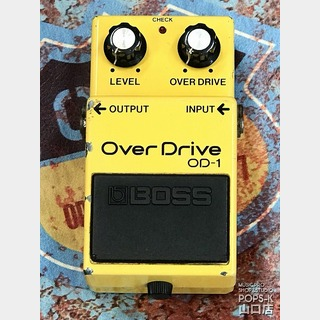 BOSS OD-1 Over Drive