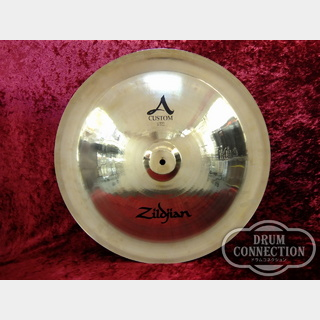 "Zildjian A CUSTOM CHINA 20""【送料無料】"