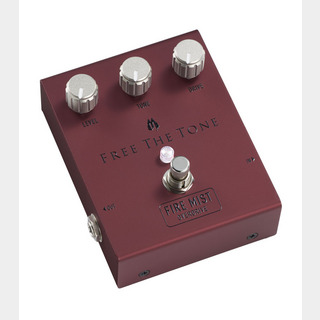 Free The Tone FM-1V FIRE MIST オーバードライブ 【WEBSHOP】