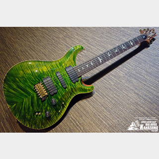 Paul Reed Smith(PRS) 509 Emerald 10Top【力強い杢目の10Top! チョイ傷特価!】