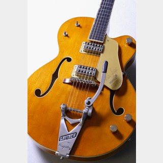 "Gretsch G6120T-BSSMK Brian Setzer Signature Nashville Hollow Body '59 ""Smoke"" 【スタッフ激お勧め!】"