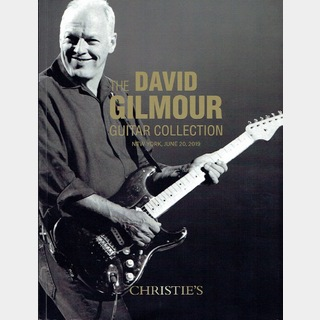Christie´s  The David Gilmour Guitar Collection 2019 Christie´s