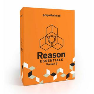 Propellerhead Reason Essentials 9【WEBSHOP】