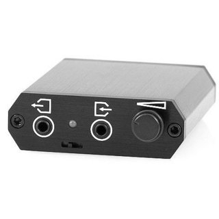 Meier Audio CORDA PCSTEP USB DAC Black