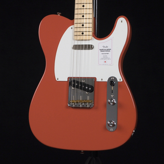 Fender Made in Japan Traditional 50s Telecaster Fiesta Red