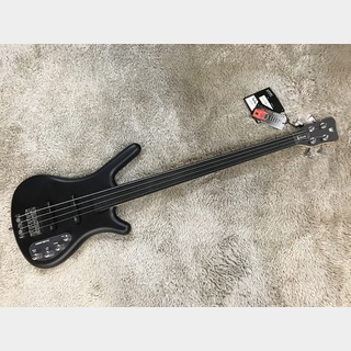 WarwickRockBass Corvette Basic 4-String Fretless Nirvana Black Satin 【アウトレット特価】【2016年製】