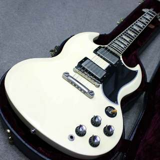 Gibson Custom Shop Historic Collection SG Standard VOS Classic White 2014年製です