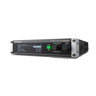 Roland VC-100UHD 4K VIDEO SCALER 4Kビデオ・スケーラー