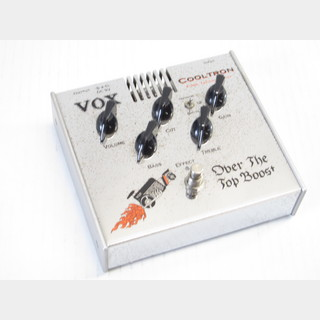 VOX COOLTRON Over THE Top BOOST 【浦添店】