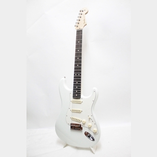 Fender Custom Shop Jeff Beck Signature Stratocaster (Olympic White)
