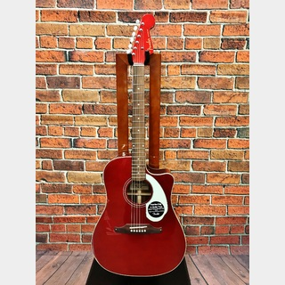 Fender Acoustics Sonoran SCE Candy Apple Red 【生産完了モデル】【エレアコ】
