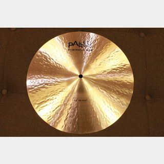 PAiSTe Formula 602 Modern Essentials Hi-Hats 14″ (pair.) 【新品大特価!】
