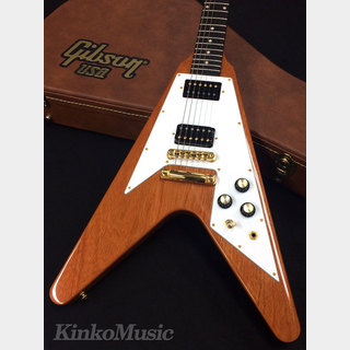 Gibson 2016 Limited Proprietary Flying V Reissue (Natural) 【特価品】【即納可能】
