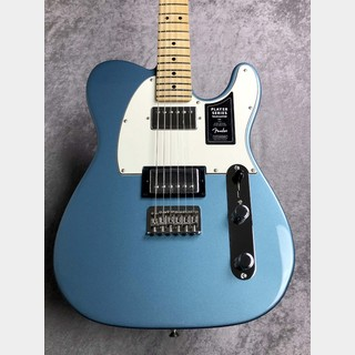 Fender 【3.68kg】Made In Mexico Player Series Telecaster HH #20076713 -Tide Pool-【初心者お勧め】