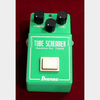 IbanezTS808 Tube Screamer Overdrive Pro 【数量限定特価】
