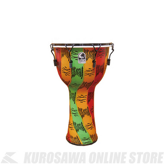 "TOCAFreestyle II Djembe 14"" - Spirit - Synthetic Head w/Bag[TF2DM-14SB]《ジャンベ》【送料無料】"