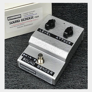 Shin's Music True Vintage Sound Bender Fuzz 【Pedalholic of the Month】【新宿店】