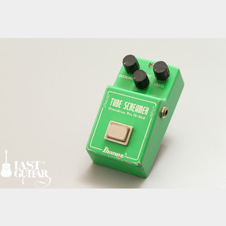 Ibanez TS-808 TUBE SCREAMER Overdrive Pro RC4558P(MALAYSIA)
