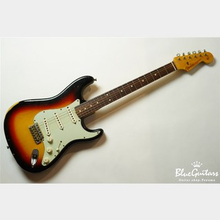 Fender Custom Shop 1960 Stratocaster Relic - 3Color Sunburst