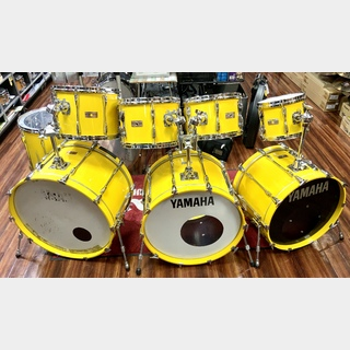 YAMAHA YD-9000R series 9 piece (3 Bass Drum) set【銘器!!超絶レア!!】