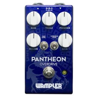 Wampler PedalsPantheon Overdrive