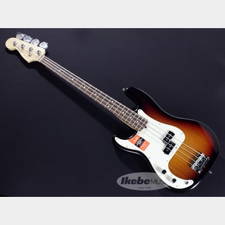 FenderAmerican Professional Precision Bass Left-Hand (3-Color Sunburst/Rosewood)【特価】