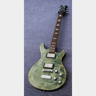 DEAN ICON Flame Top - Faded Denim [ICON FM FD]