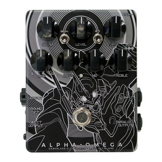 Darkglass Electronics ALPHA OMEGA JAPAN LIMITED(EVA 初号機 VER.)【OUTLET】【横浜店】