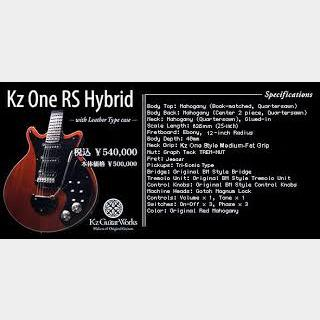 "Kz Guitar Works Kz One RS Hybrid ""Limited ALL-ROSE""【限定2本】"