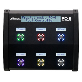 FRACTAL AUDIO SYSTEMS FC-6 Foot Controller
