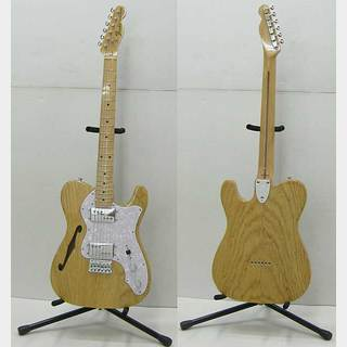 Fender Japan Exclusive Series /Classic  '70s Tele Thinline - Natural - 【鹿児島店】