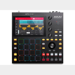 AKAI MPC one STANDALONE MUSIC PRODUCTION CENTER 【即日出荷可能!】【送料無料】