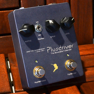 Jersey Girl Homemade Guitars Plusdriver【送料無料・即納可能】