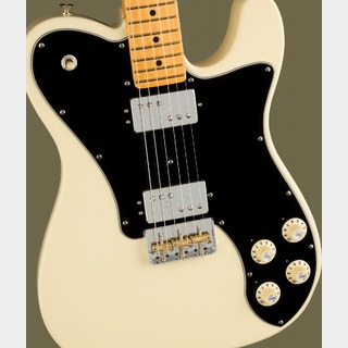 Fender AMERICAN PROFESSIONAL II TELECASTER DELUXE Olympic White【純正GigBagプレゼント】【ご予約受付中】