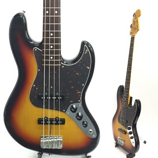Fender Made in Japan Traditional '60s Jazz Bass 3-Color Sunburst ダイナ楽器製造