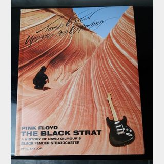 Fender Pink Floyd The Black Strat David Gilmour Book