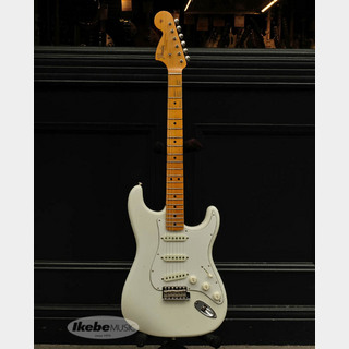 Fender Custom Shop Custom Shop Jimi Hendrix Voodoo Child Signature Stratocaster Journeyman Relic (Olympic White)